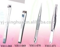 pointed eyelash extension tweezers manufacturer and supplier