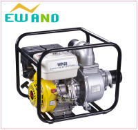 2015 portable 15hp water pump 4-inch twin impeller gasoline water pump