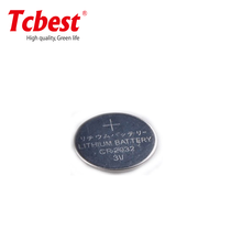 Wholesale Lithium battery 3V CR2032 with solder tabs pins tags