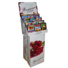 recyclable custom cardboard advertising display stands/tabletop cardboard display stands/wine cardboard display stand