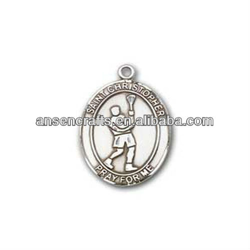 St Christopher Patron Saint of Sports Medal