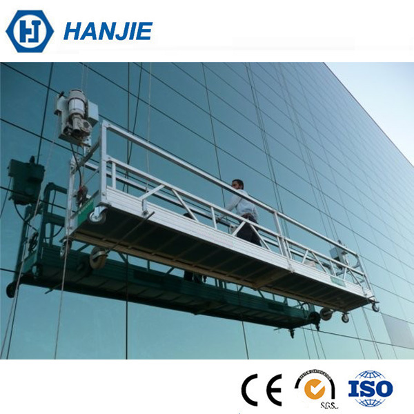 Electric Construction/ Building Glass Cleaning Gondola ZLP Sky Lift