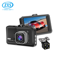 Car Dvr Front And Rear Dual-Camera Hd 1080P Universal Car Camera manufacturer In China