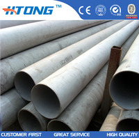 ASTM 304 Stainless steel industrial pipes weight
