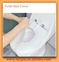 Color Logo Printing Disposable Toilet Seat Cover Paper