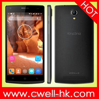 Alibaba 2015 new model bestselling 4G FDD LTE Kingsing K6 mobile phone in China