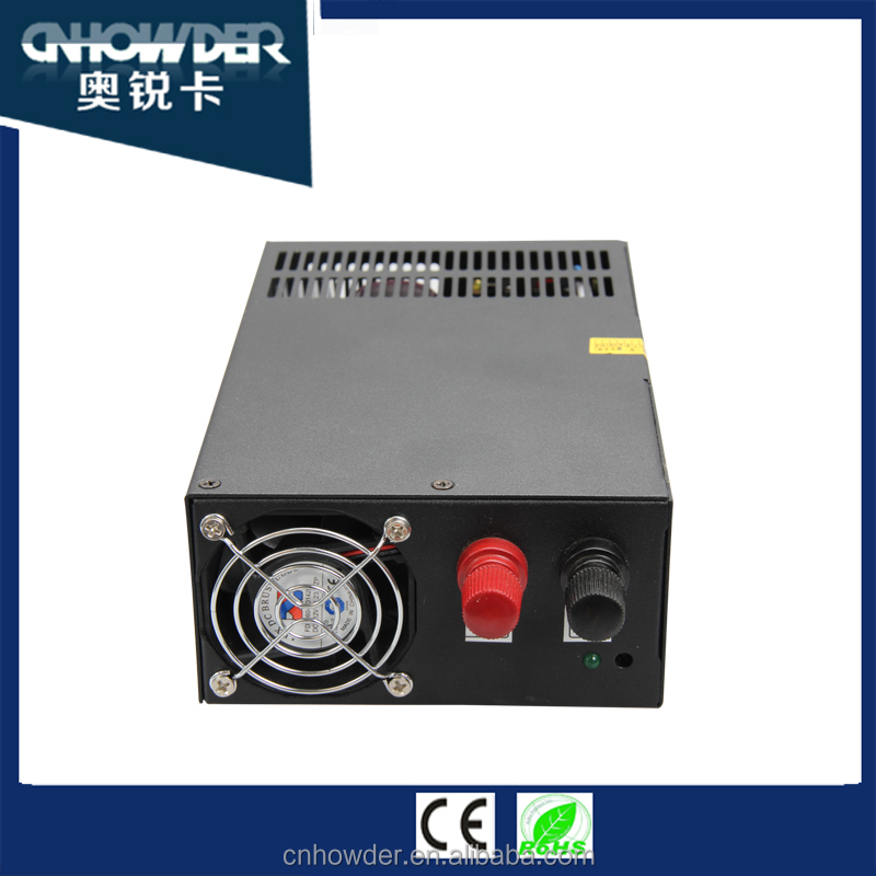 China S-800 SMPS Constant Voltage ac/dc High Current switching power supply 800W 48V 16A full aluminium with low price