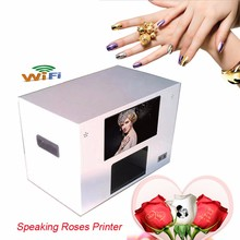 Wholesale Good price professional Digital nail art printer rose flower printing machine