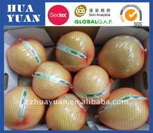 Fresh red pomelo for sale