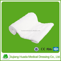 Medical Materials Wound Dressing Cotton Roll