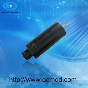 High power low speed dc servo motor for CNC machine