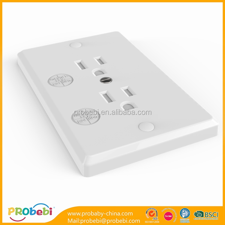 Magnetic Safety Baby plug socket safety covers