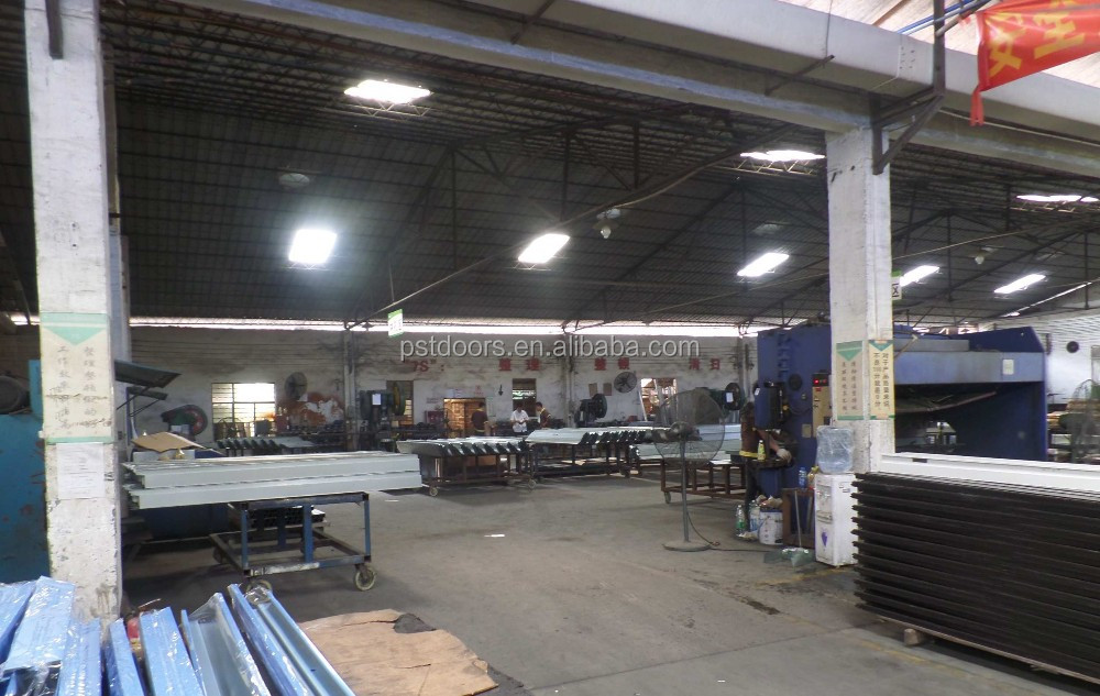steel door and frame production machine