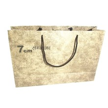 Luxury custom made cheap promotion paper shopping bag