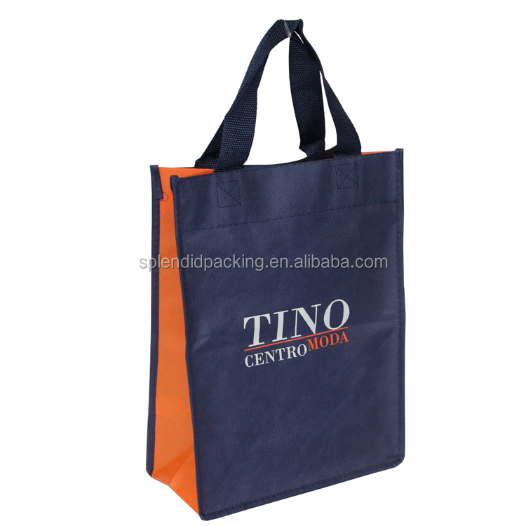 Custom Print New Non Woven Bag <strong>Eco</strong> Tote Shopping Bag
