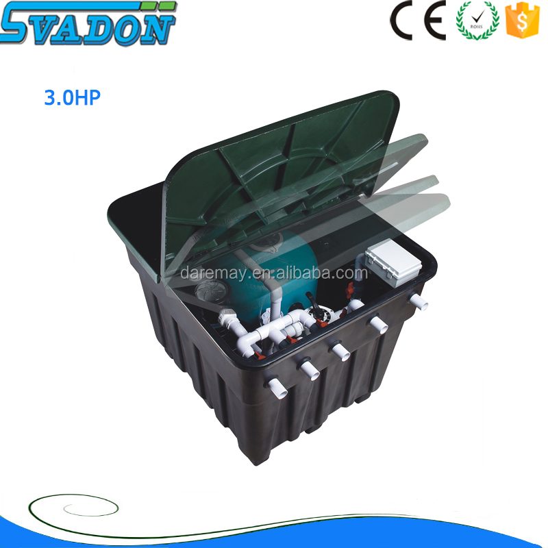 Complete filtration clear water filter housing swimming pool filter used pool filters for sale
