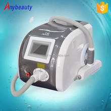 Home use tattoo removal pigments removal Q-Switched ND:YAG Laser machine