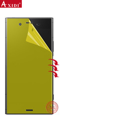New Products Nano Edge High Transparent Great TPU 3D Curved Screen Protector For Sony Xperia XZ1 Guard