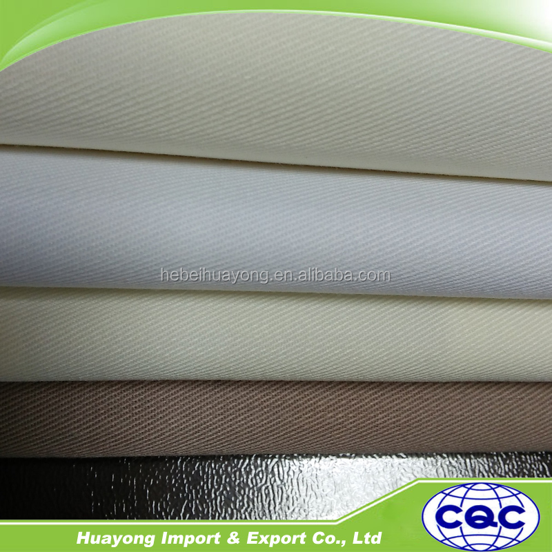 polyester 80 cotton 20 twill fabric for making Apron Bags Luggage