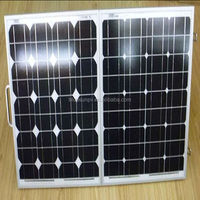 Cheap price 160w folding solar panels in china