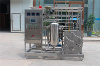2017 New Design Plate Type Beer Pasteurizer