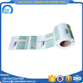 Zhejiang Hot Sale PP Adhesive Sticker Label For Plastic bottle