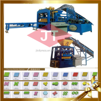 Building Material Machinery engery cement pipesaving soil brick making machine