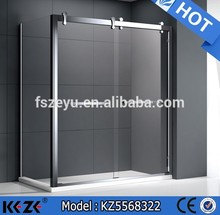 Aluminum profile for glass shower room tyle mode beautiful bathroom
