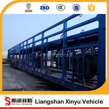 Multi Axle Lowbed Trailer for Fan Blade Transport