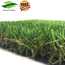 35mm 15750 density landscape artificial grass for garden