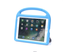 For new iPad 9.7 2017 EVA kids case with kickstand