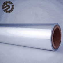 Metalized heat-reflecting film aluminum foil coated for packaging