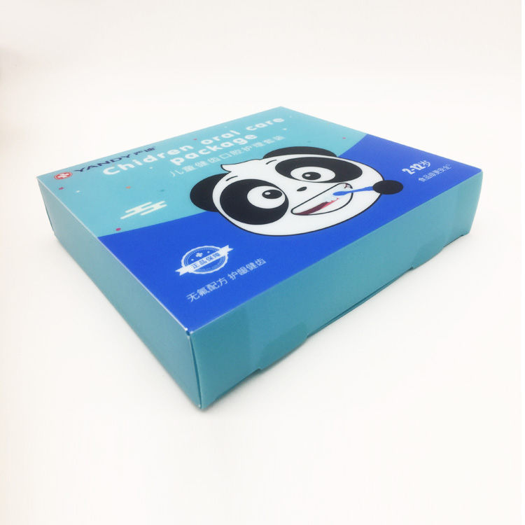 Custom Small Folding Transparent PVC PET Plastic Gift Packaging Box
