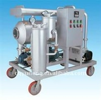 Vacuum Oil Purification System for Waste lube Oil Recycle
