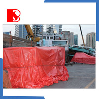 1000d waterproof UV-treated pvc coated canvas tarpaulin fabric make into truck cover, cargo cover
