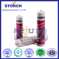 Double component compound silicone sealant, it is performed at room temperature