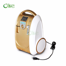 Oxygen cylinder 5L oxygen concentrator, mini electronic portable oxygen concentrator, portable oxygen breathing machine
