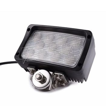 "Super Bright 33W LED Off Road Light Rectangle 4.3"" Motorcycle LED Lighting Worklamp"