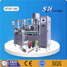 Factory supply automatic jam product line soft tube filling sealing machine