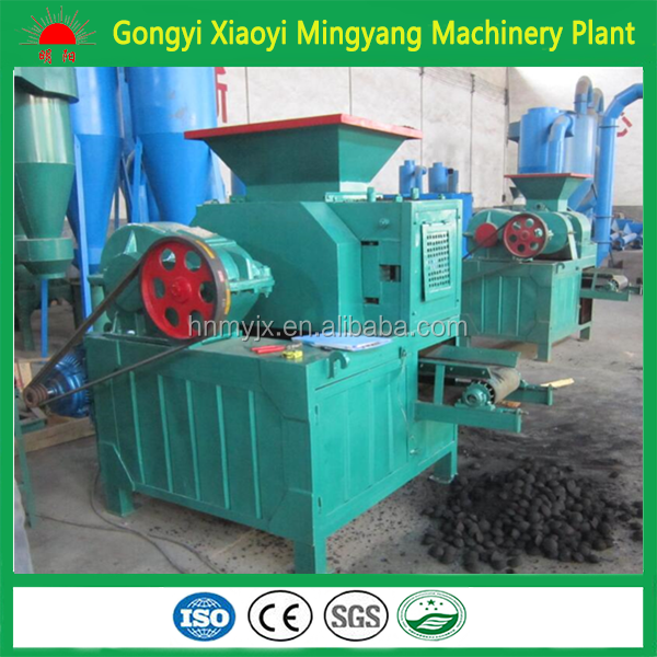 Hot in BBQ boiler market charcoal briquettes pressing machine/egg shape coal powder ball pressed plant machinery+8613838391770