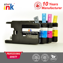 ink cartridge,Factory wholesale ink cartridge for BROTHER LC1240/ LC12/LC73/LC75