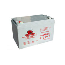 High Power Silicone gel 48v 24V 100 ah solar agm 12V 100ah deep cycle battery