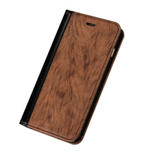 Tiger Fur Effect Flip Wallet Leather Phone Case For iphone for Samsung