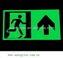 UL924 Self-Luminous Exit Signs