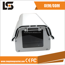CCTV Outdoor Camera Housing with wiper