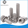 Professional Manufacturer Pan Head Screw With