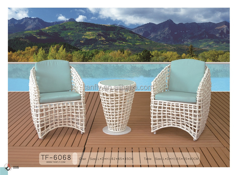 All Weather Rust Proof Aluminum frame patio outdoor furniture