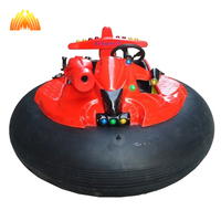 Battery Electric Mini Fiberglass Bumper Car