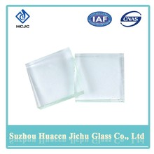 Corrosion resistance adaptability 3mm tempered glass