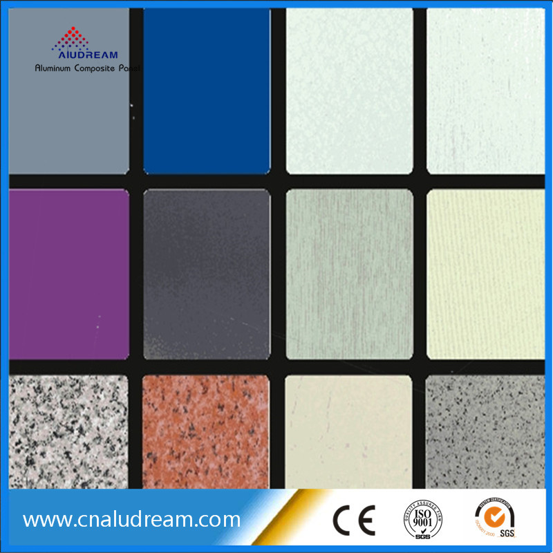 Made In China High Quality ACP For Building Construction Materials/Aluminum Composite Marble